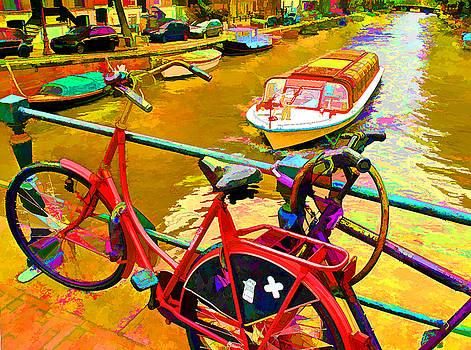 Dennis Cox - Amsterdam Canal