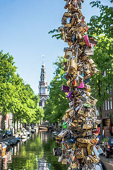 Amsterdam by Elly De vries