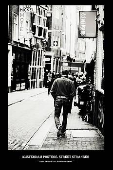 Jenny Rainbow - Amsterdam Posters. Street Stranger