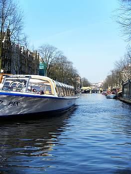 Amsterdam so slow by Matthew Klaben
