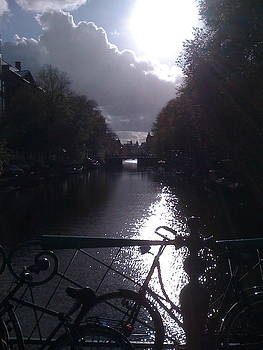 Amsterdam Sunrise by Caroline Reyes-Loughrey