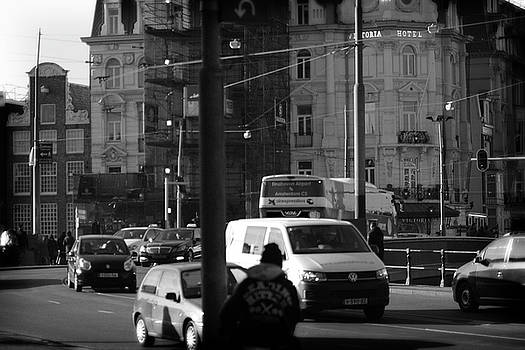 Amsterdam Traffic by Scott Hovind