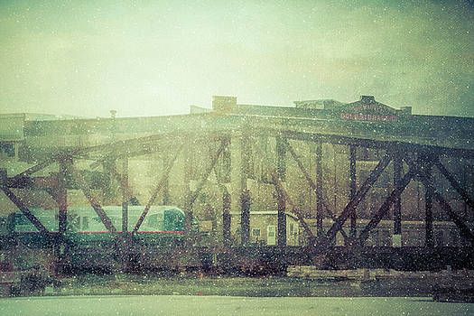Amtrak by Joel Witmeyer