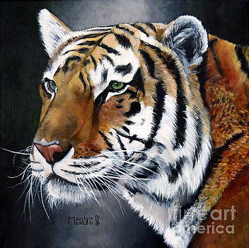 Amur Tiger  by Marilyn McNish