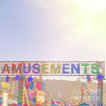 Amusements by Cindy Garber Iverson