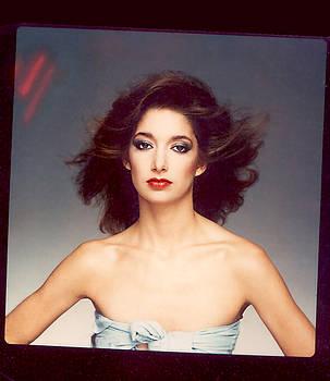 James Vaughan - Amy - Polaroid 668 f11 s60 - light test - 1982