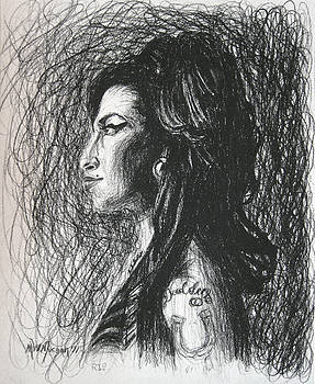 Michael Morgan - Amy Winehouse 1