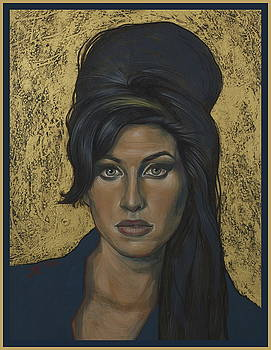 Amy Winehouse by Jovana Kolic