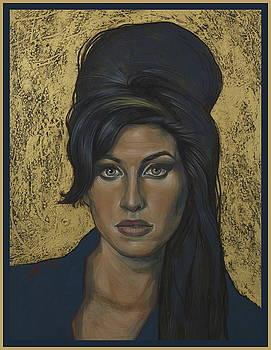 Amy Winehouse by Jovana Kolic