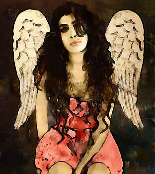 Amy Winehouse by Sergey Lukashin