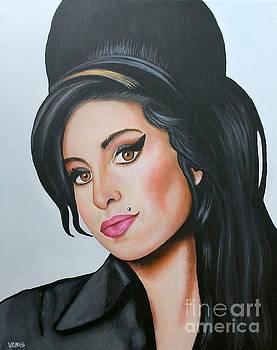 Amy Winehouse by Venu