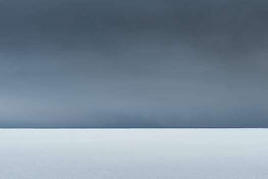 An Abstract Landscape of the Southern Coast of Iceland. by Andy Astbury