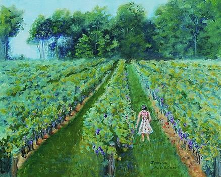 An Abundant Walk by Jeannie Allerton