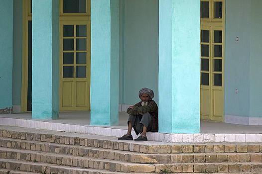 Tim Grams - An Afghan Man