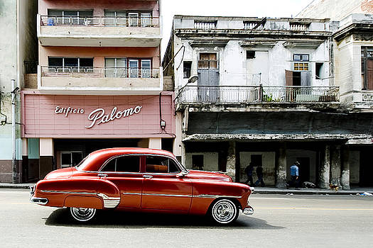 An American in Havana by Denis Rouleau