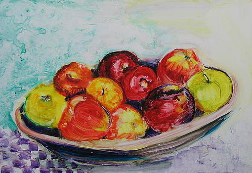 An Apple a Day by Barbara Simpson