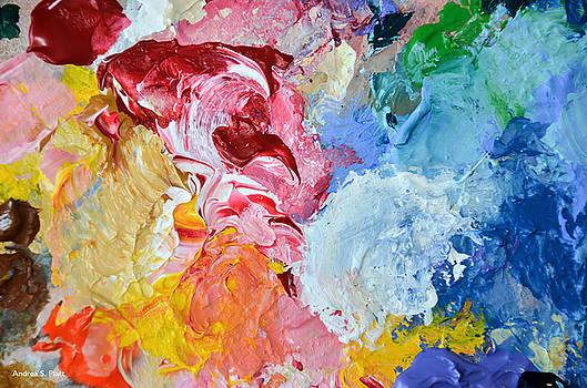 An Artful Blend by Andrea Platt