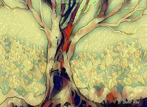 An Artists Tree by Donn Kay