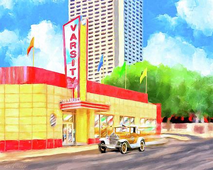 An Atlanta Original - The Varsity by Mark Tisdale