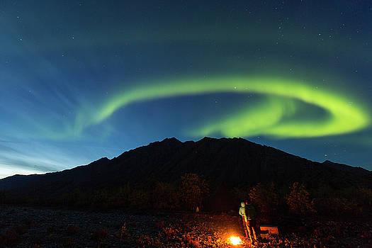 Tim Grams - An Aurora Swirl