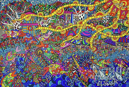An Australian Day by Karen Elzinga