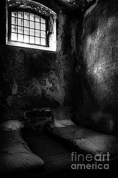 RicardMN Photography - An empty cell in old Cork City Gaol