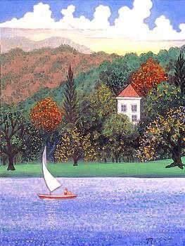 Linda Mears - An Evening Sail