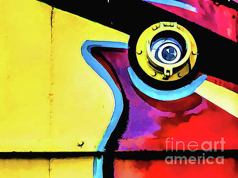 An eye for color by David Lane