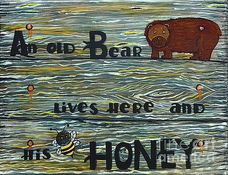 Barbara Griffin - An Old Bear Lives Here And His Honey