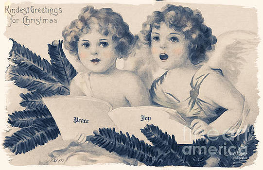 An Old Fashioned Christmas Greeting by Chris Armytage