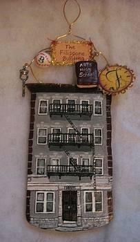 An Old Jersey Memory by Sandra Oropeza