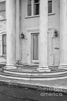 An Old Mansion in Decay Dennis MA by Edward Fielding