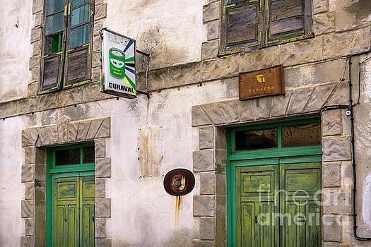 RicardMN Photography - An old store in Oscos region