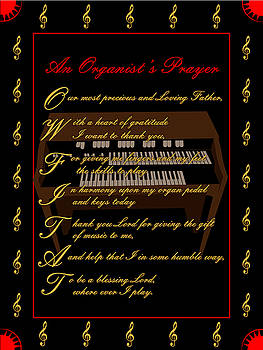 An Organists Prayer_2 by Joe Greenidge