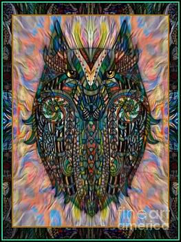 WBK - An Owl In The Garden