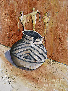 Anasazi Magic by Jann Dillon