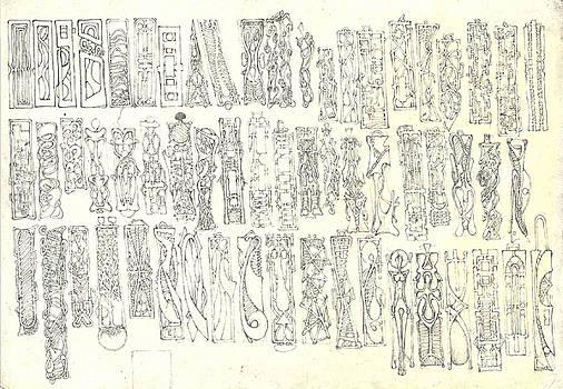 Anatomy of Symbol  by Gabriel Kelemen