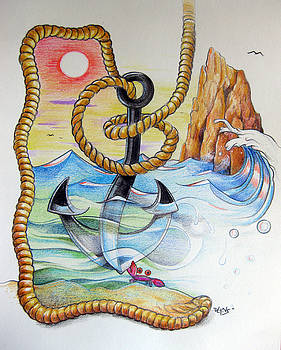 Anchor by Daniel Lyons