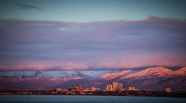 Anchorage Alaska by Chris Multop
