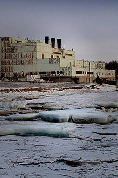 Anchorage Industry by Jeannette Reddington