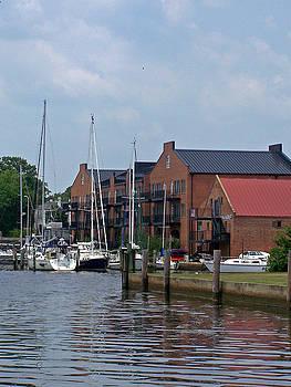 Patricia Taylor - Anchored at Old Harbor