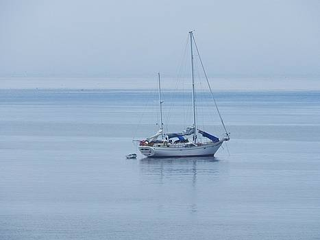 Anchored on the Crystal Sea by Jan Moore