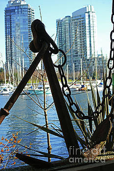 Anchors Away by Randy Harris