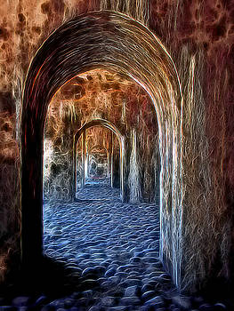 Ancient Doorway 3 by William Horden