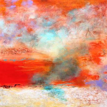 Ancient Dreams II by M Diane Bonaparte