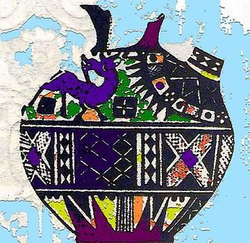Ancient Persian Design by  Mehdi Mehrvarz