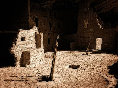 Ancient Sanctuary by Kurt Van Wagner