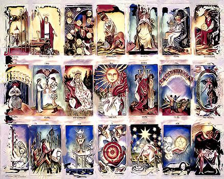 Ancient Tarot by Pennie McCracken