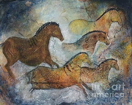 Ancient Voices by Jann Dillon