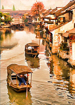 Dennis Cox ChinaStock - Ancient Water Town